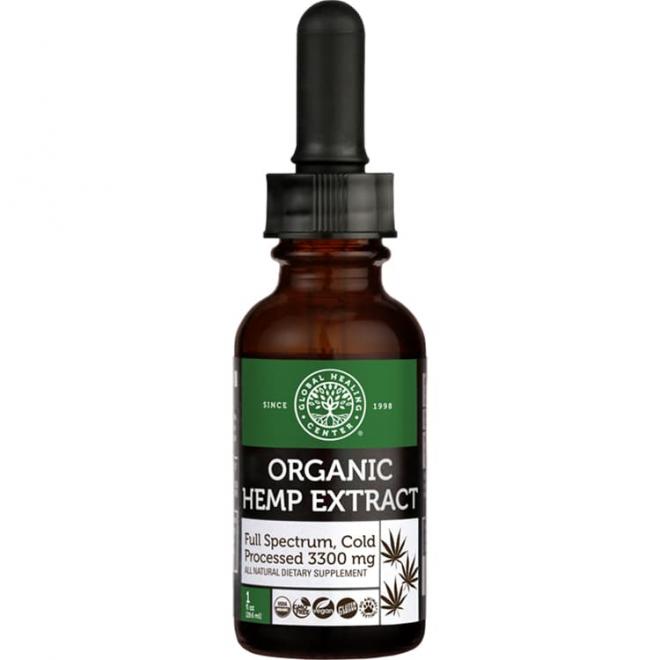 Organic Hemp Extract