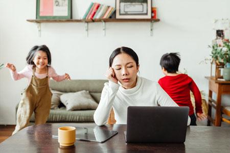 busy mom life